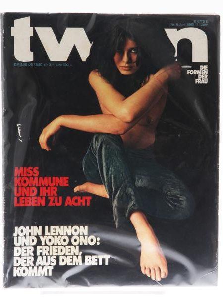TWEN magazine